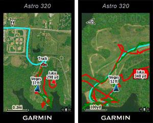 garmin astro 320 karta LOVAC.info portal   Pratite rad i lokaciju vašeg lovačkog pasa  garmin astro 320 karta