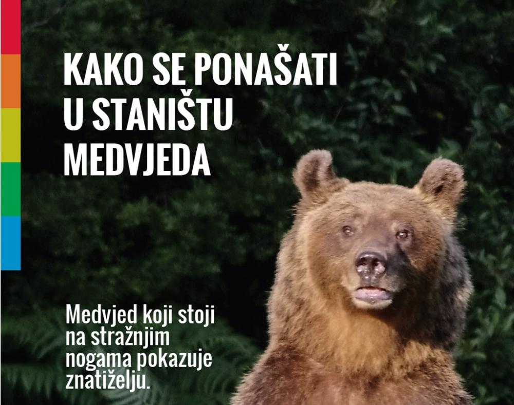 web za upoznavanje medvjeda